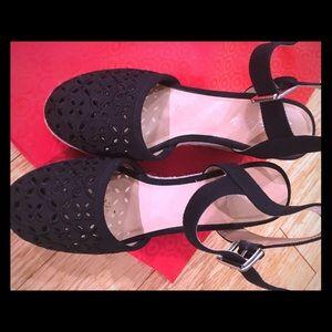 Sketchers High heel wedge Size 10